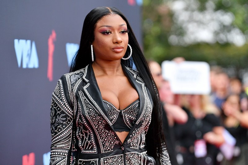 Megan Thee Stallion on August 26, 2019 in Newark, New Jersey | Photo: Getty Images