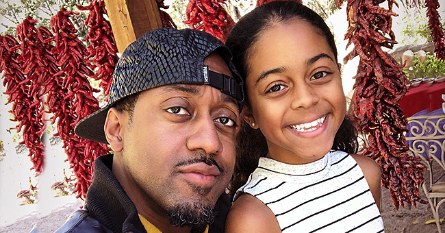 Jaleel White Shares Sweet Tribute for Daughter's School Open House (Photos)