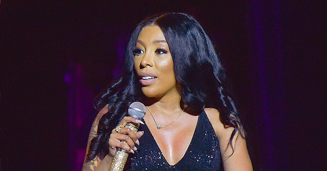 K Michelle Opens up about Regret over Getting Black Market Injections to Enhance Her Body on 'Dr Phil'