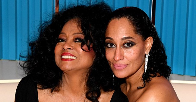 Tracee Ellis Ross from 'Black-ish' Shares Mom Diana Ross' Emotional Reaction to Hearing Her Sing Professionally