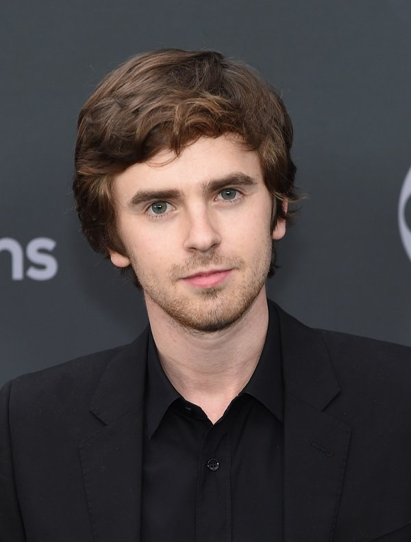 Freddie Highmore on May 14, 2019 in New York City | Source: Getty Images