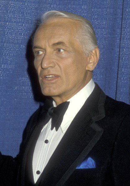 Actor Ted Knight attends the Second Annual Stuntman Awards on March 22, 1986 at KTLA Studios in Hollywood, California | Photo: Getty Images