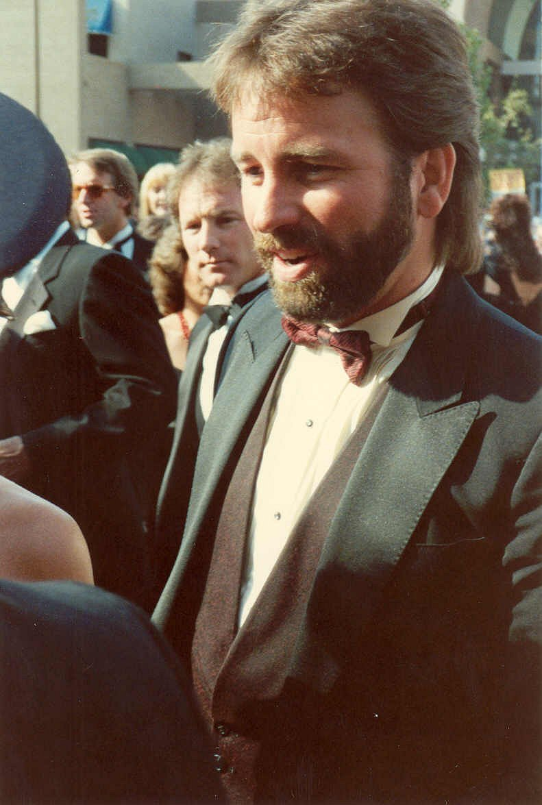 John Ritter at the 40th Emmy Awards, August 1988.   Photo: Wikimedia Commons