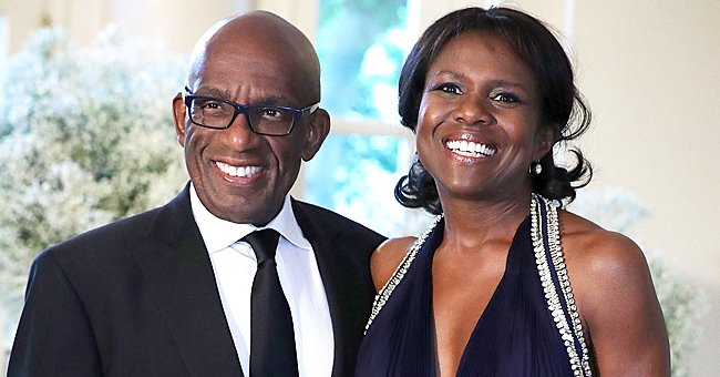 'Today' Co-host Al Roker and His Wife Deborah Roberts Gush over Their 25-Year Marriage