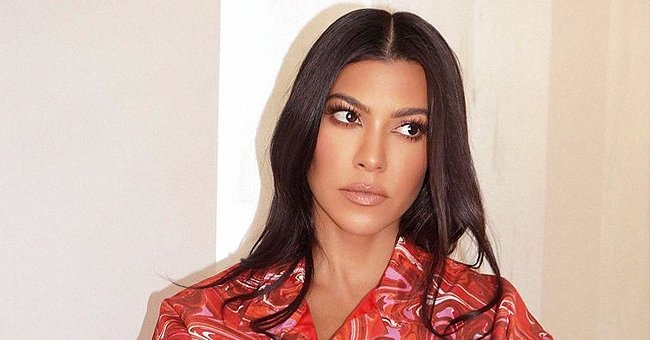 Fans Say Kourtney Kardashian Looks Pregnant after She Shows off Her Figure in This Pink Bikini