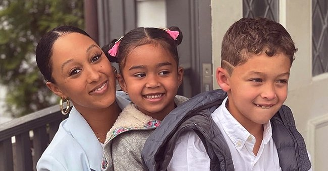 Tamera Mowry's Children Open up about Their Responsibilities of Taking Care of Their Puppy