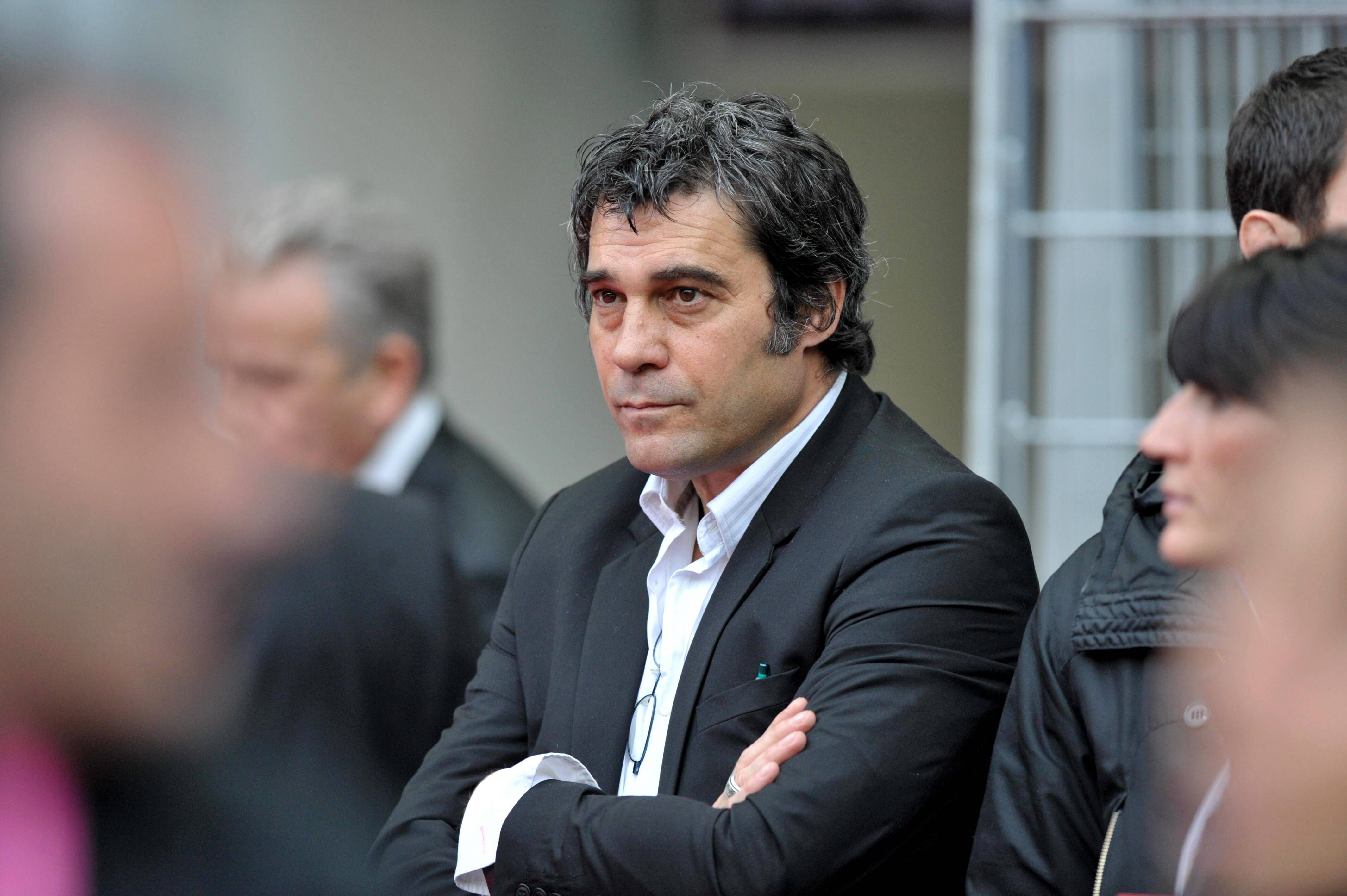 Philippe GUILLARD - 05.11.2011 - Stade Francais. | Photo : Getty Images