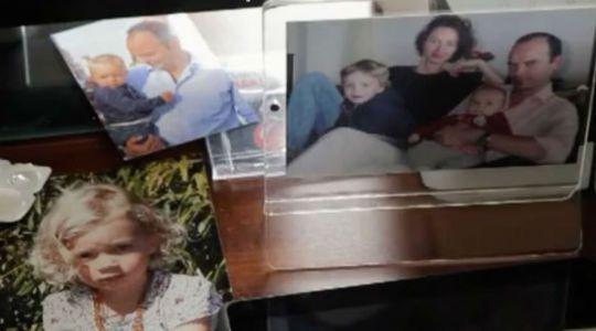 """Une photo de la famille d'Édouard Philippe. l Source : """"Edouard, mon pote de droite"""""""