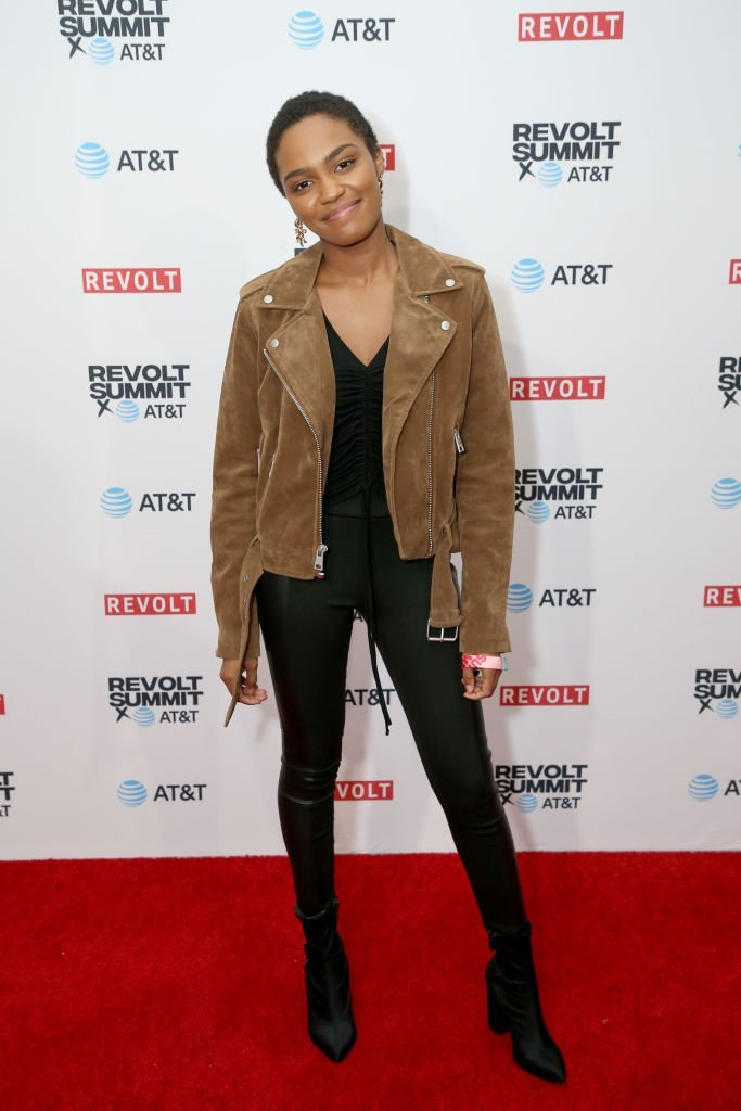 China Anne McClain attends the REVOLT X AT&T Host REVOLT Summit In Los Angeles at Magic Box | Photo: Getty Images