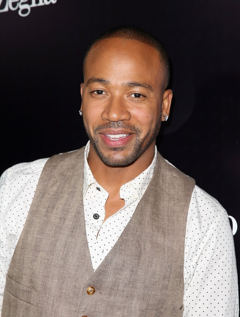 Columbus Short on November 7, 2013 in Beverly Hills, California   Photo: Getty Images