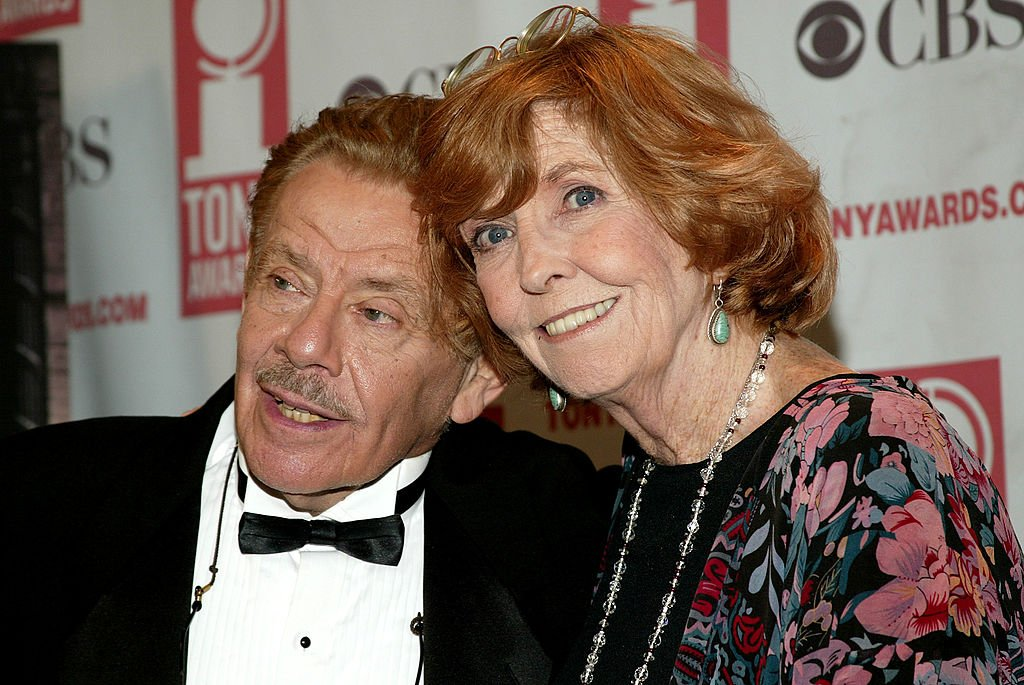 Jerry Stiller und Anne Meara, New York City, 2004 | Quelle: Getty Images