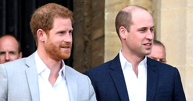 ET Online: Prince Harry Reportedly Had a Phone Call With Prince William after His Return to the UK