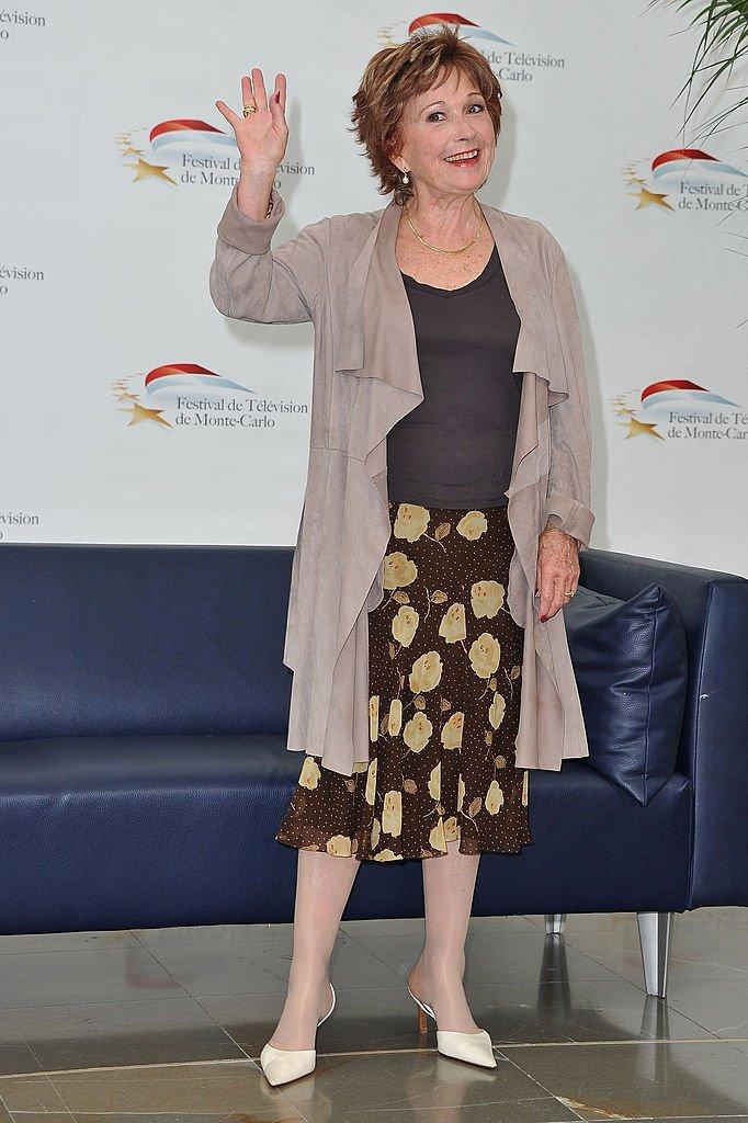 La comédienne Marion Game en 2011. l Source : Getty Images