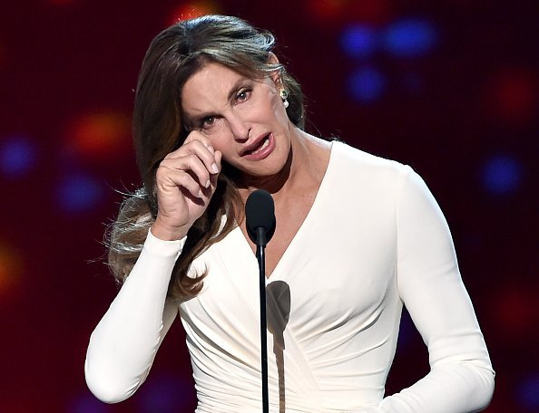Caitlyn Jenner at Microsoft Theater on July 15, 2015 in Los Angeles, California | Photo: Getty Images