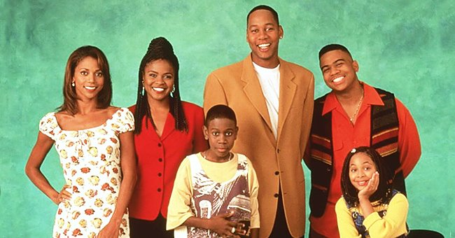 Mark Curry and Other Cast Members of 'Hangin' with Mr Cooper' 28 Years after the Sitcom First Aired