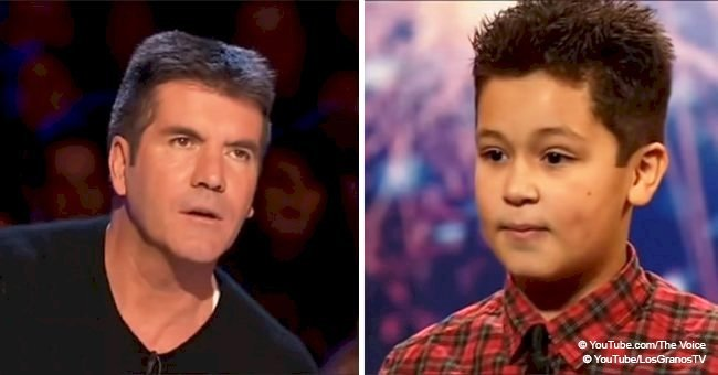 Contestant, 12, on 'Britain's Got Talent' stunned judges after Cowell gave him second chance
