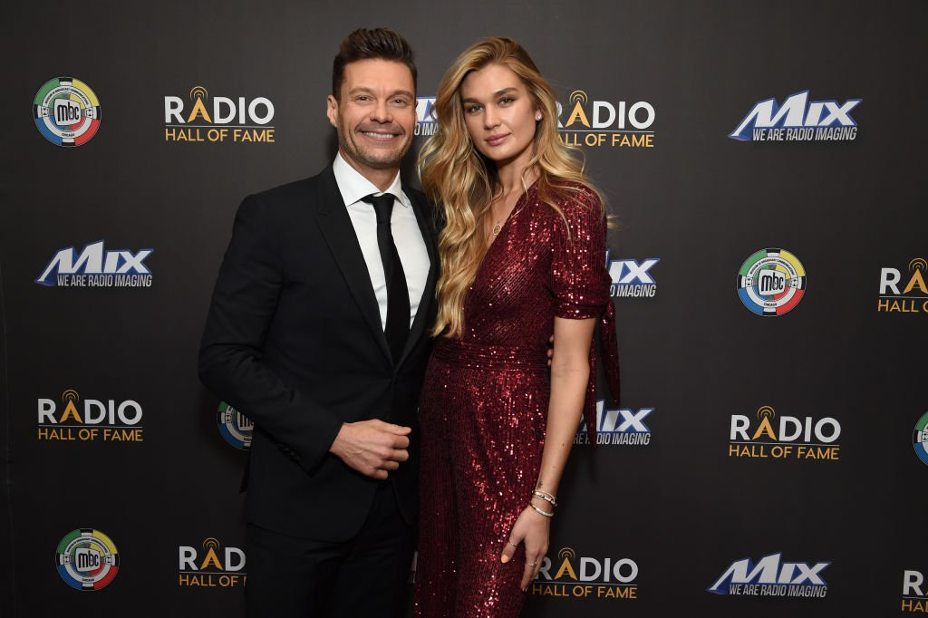 Ryan Seacrest and Shayna Taylor attend the Radio Hall of Fame Class of 2019 Induction Ceremony at Gotham Hall on November 08, 2019 in New York City.  | Photo: GettyImages