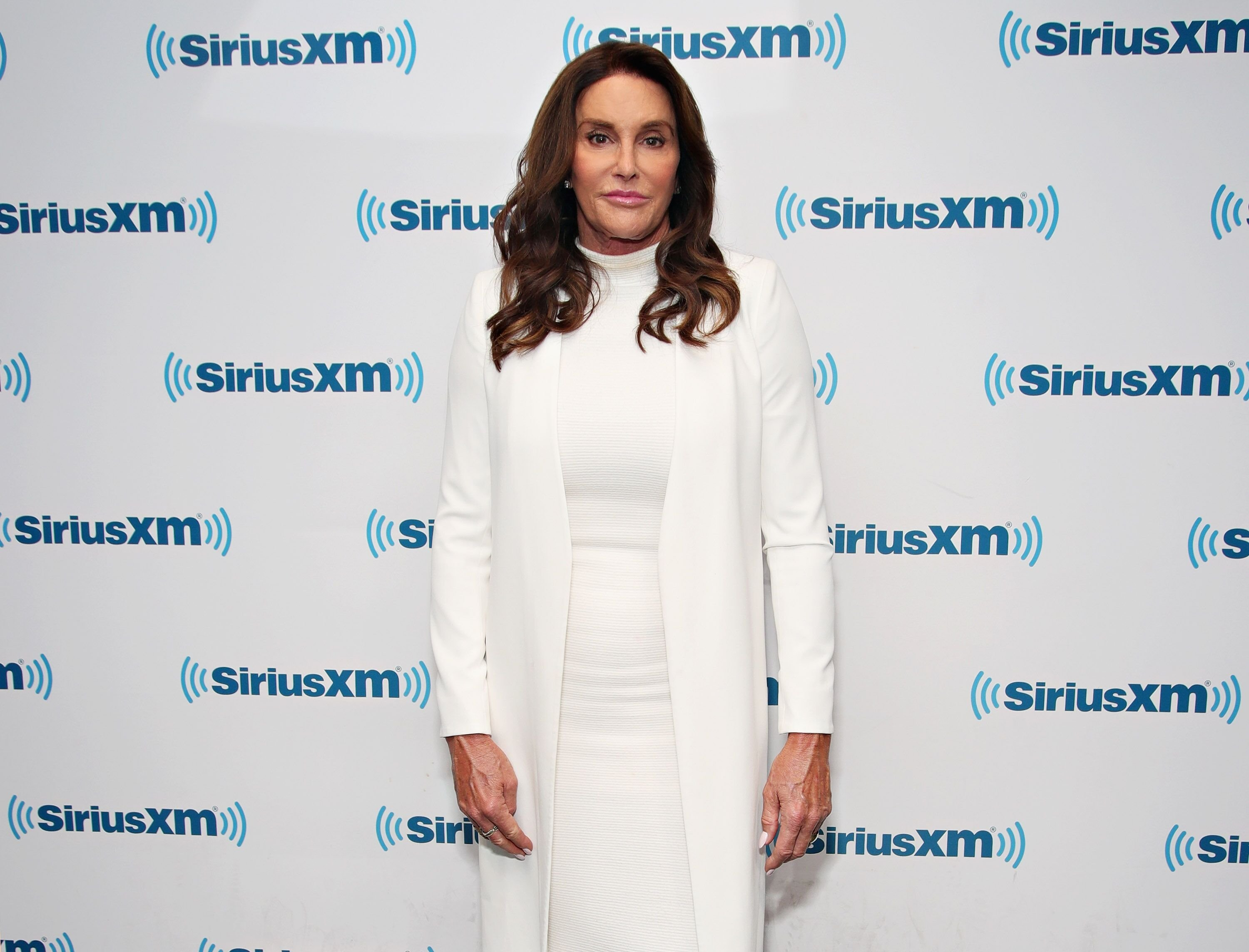 TV personality/ author Caitlyn Jenner visits the SiriusXM Studios in New York City | Photo: Getty Images