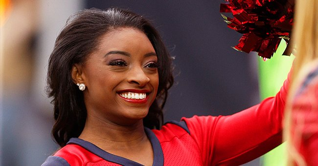 Simone Biles Shares a Sweet Photo Celebrating Her Friend's 25th Birthday