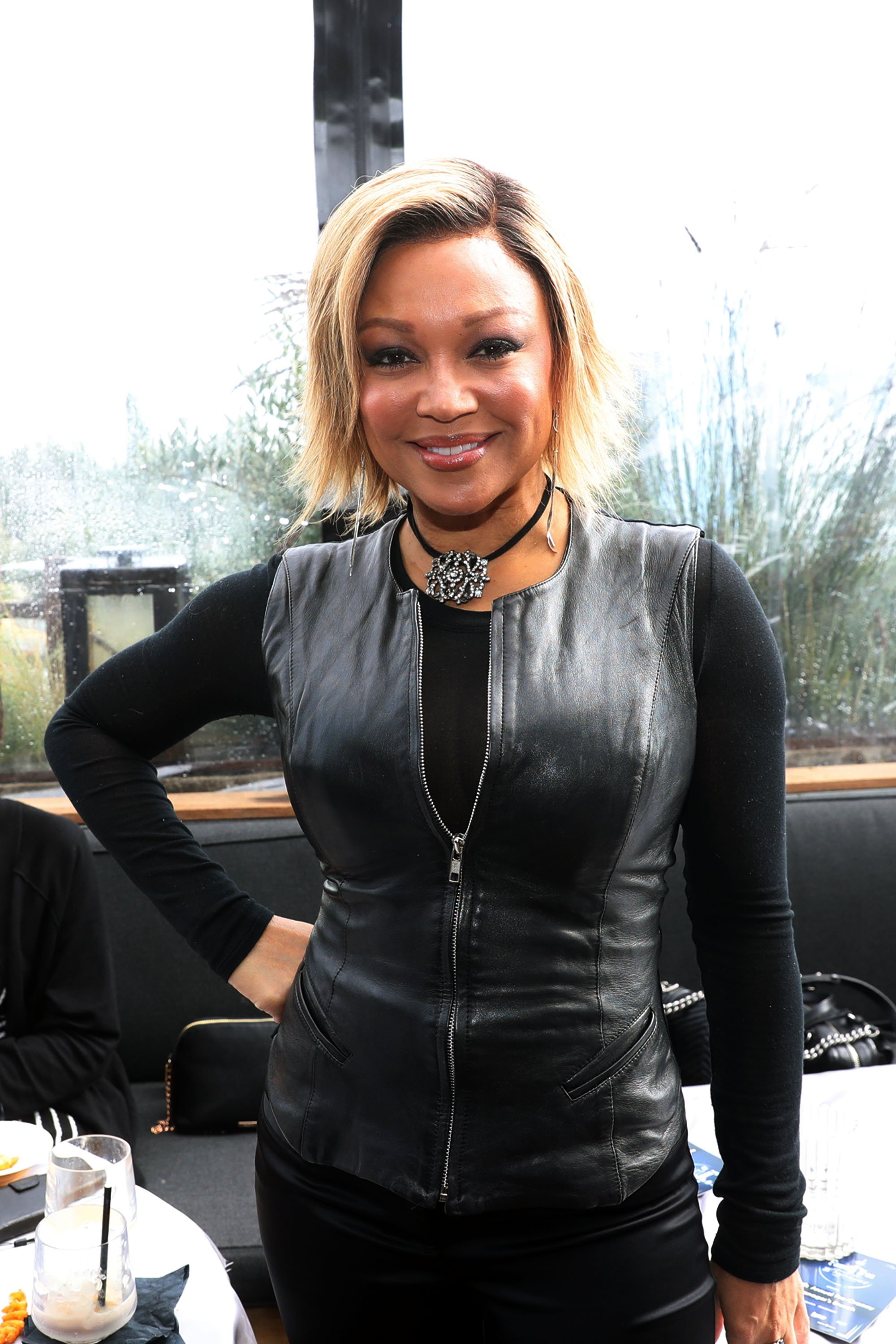 Chante Moore in in West Hollywood, California in February 2019.   Photo: Getty Images