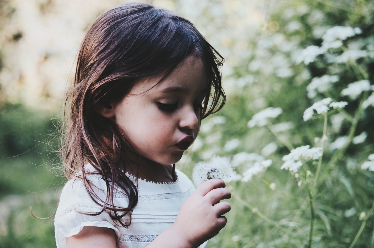 I loved his adorable daughter May | Source: Unsplash