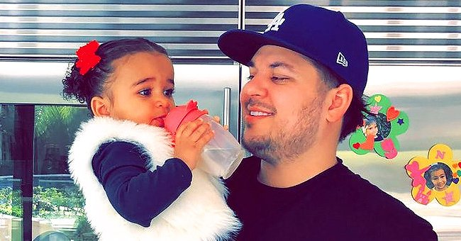 Us Weekly: Rob Kardashian's Lawyer Responds to Claim That Daughter Dream Got Burned Twice in His Care