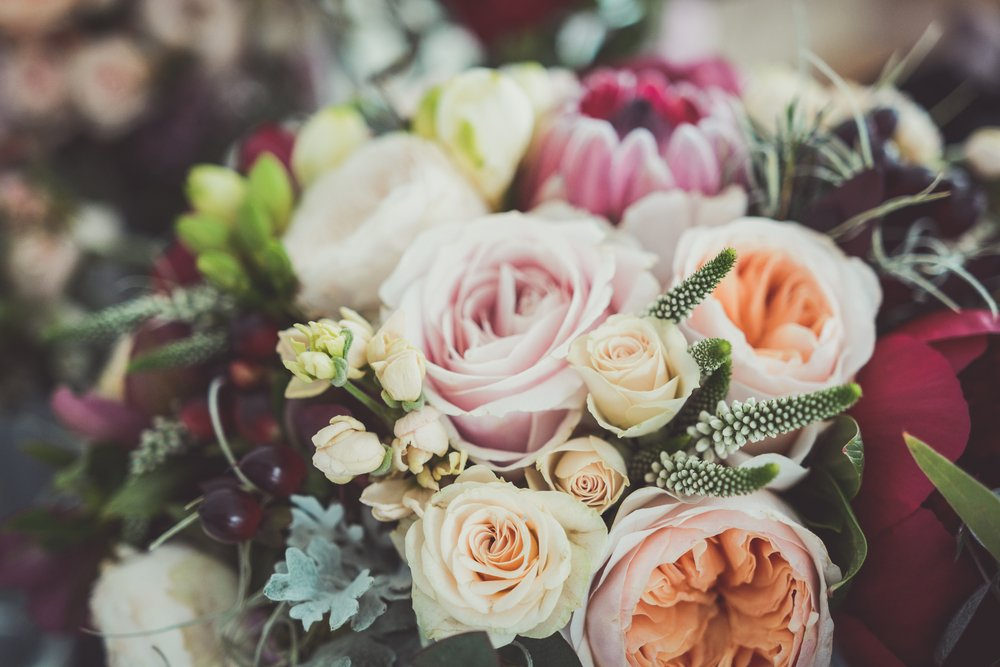 Un bouquet de fleurs | Photo : Shutterstock