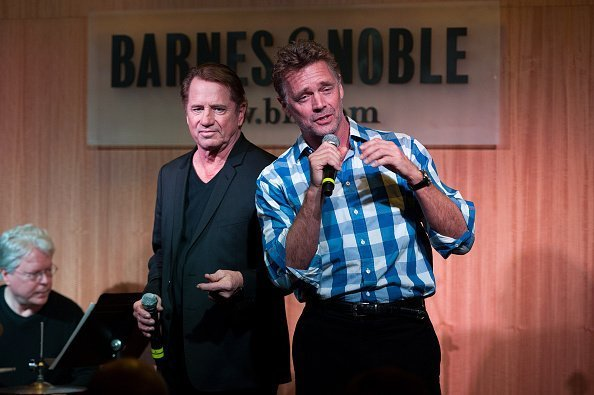 Tom Wopat and John Schneider at Barnes & Noble, 86th & Lexington on December 3, 2014 in New York City. | Photo: Getty Images