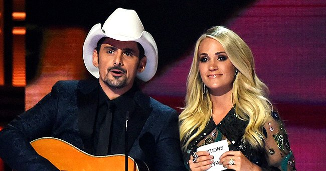 Brad Paisley Called Carrie Underwood a Menace to Society in Birthday Post as the Singer Turned 37