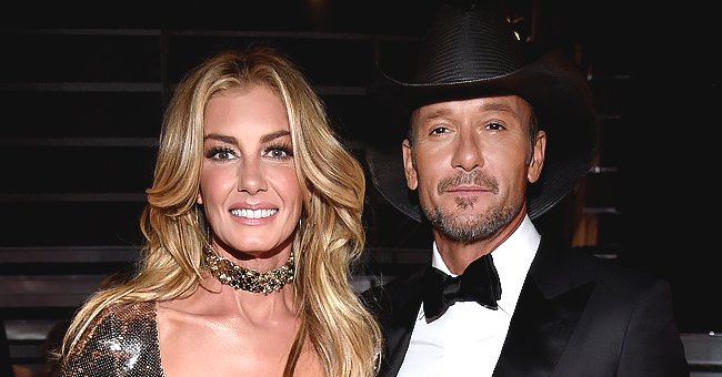 Tim McGraw & Faith Hill's Daughter Gracie Poses in Gorgeous Makeup-Free Selfie to Support Women