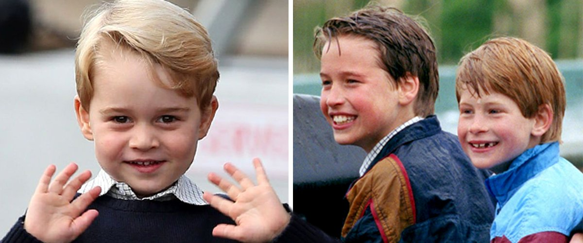 Prince William & Kate Middleton's Parenting of Prince George Is Dramatically Different to Other Royals