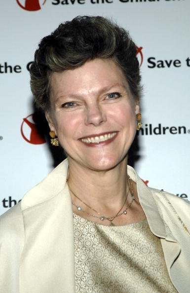 """Cokie Roberts at """"Kids Night Out"""" Celebrating Children by Save The Children. 