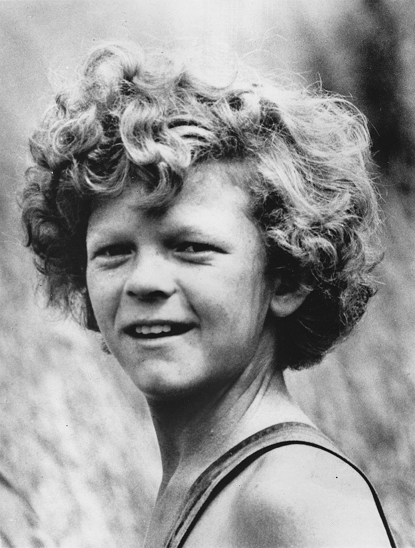 "Johnny Whitaker promoting the 1973 United Artists feature film ""Tom Sawyer"" 