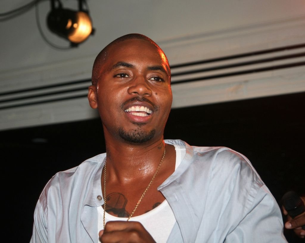 Nas attends the Vevo Go Show at the Ace Hotel in New York City on July 30, 2010 | Photo: Getty Images