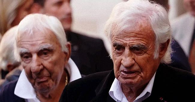 Jean-Paul Belmondo rend un hommage émouvant à Charles Gérard lors de ses funérailles