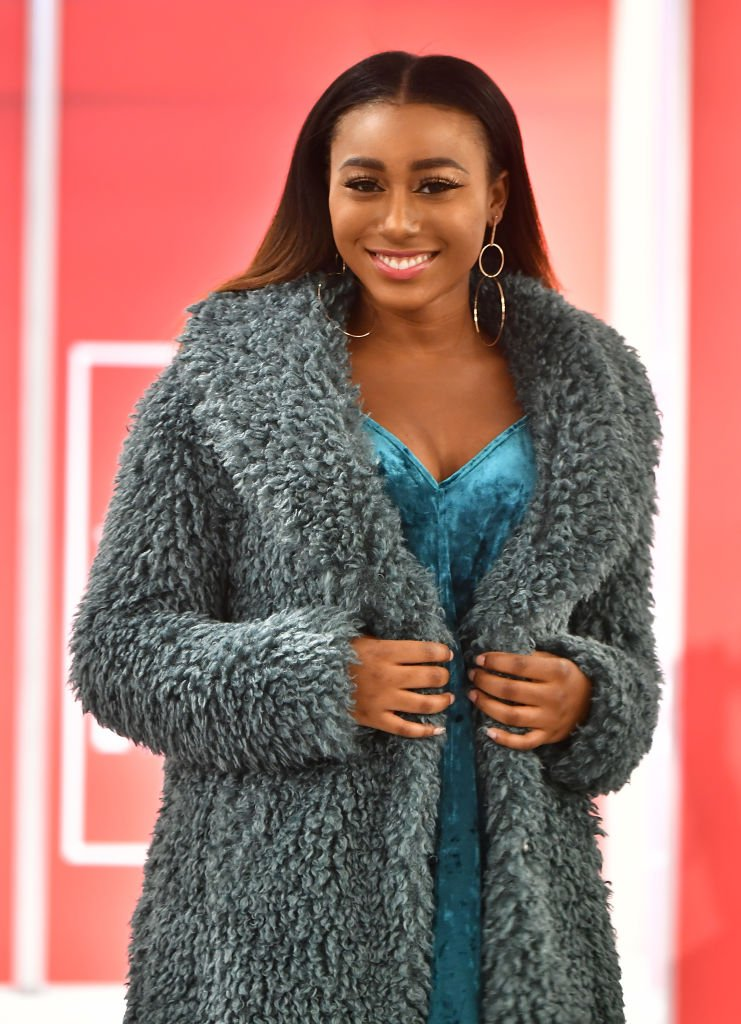 Model Noelle Forde Robinson walks the runway during Macy's Lenox Square 2019 | Photo: Getty Images