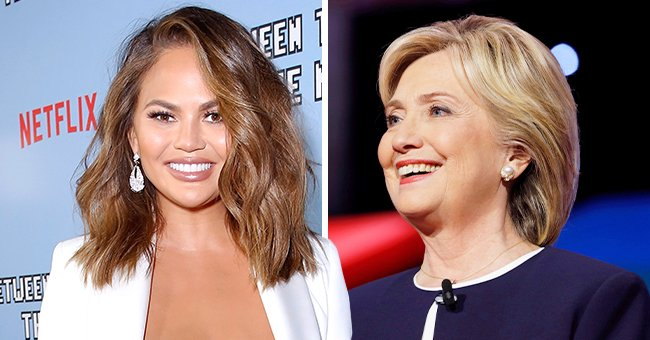 Here's How Chrissy Teigen Feels About Hillary Clinton Praising Her for Emotional & Candid Essay