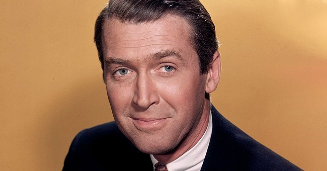 Portrait of American actor James Stewart, circa 1955 | Photo: Getty Images