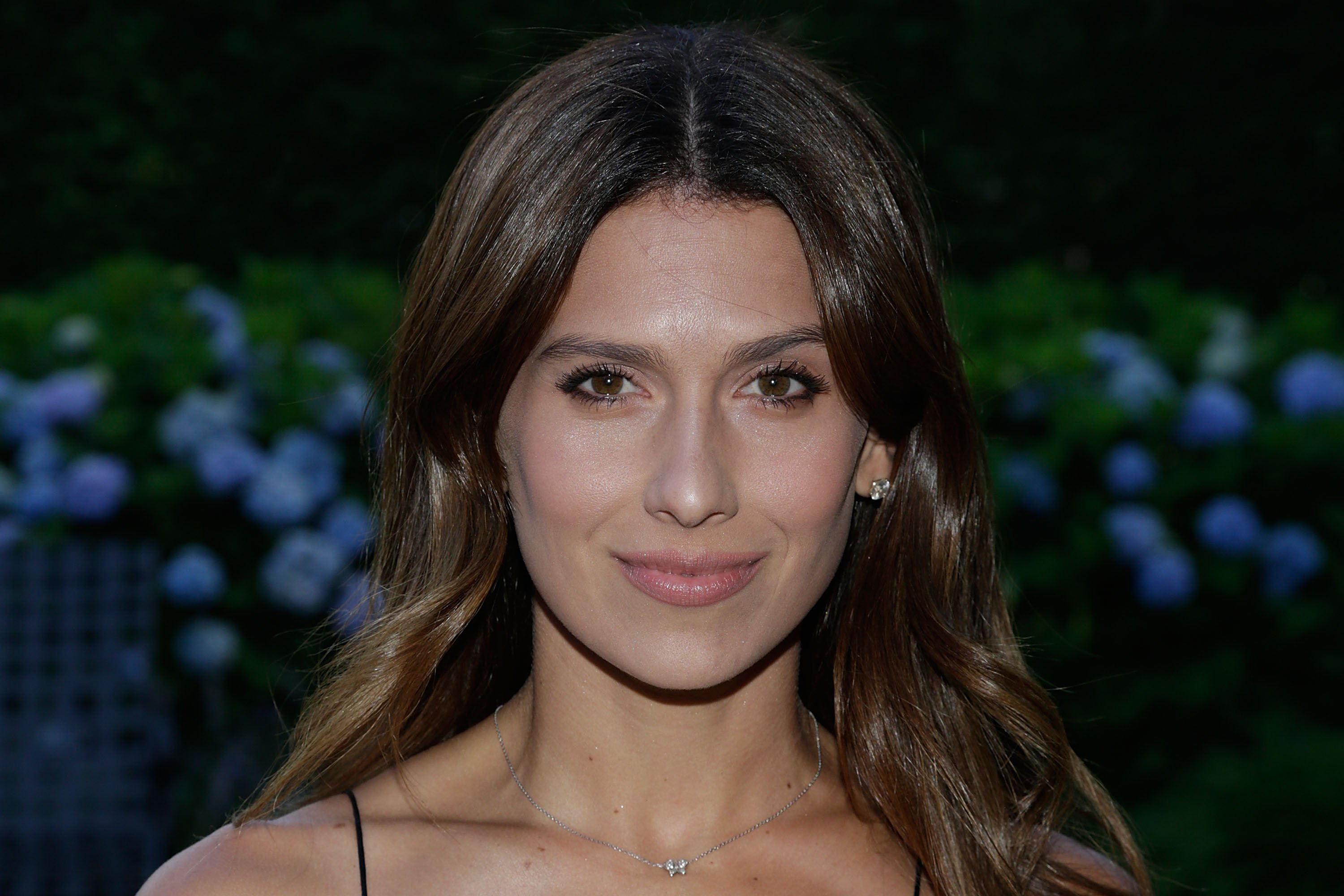 Hilaria Baldwin pictured at the Hamptons International Film Festival. | Photo: Getty Images