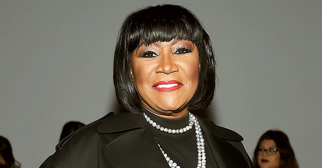 Patti LaBelle's Granddaughters Gia & Leyla Chill in Matching Outfits & Dance With Her in a Clip