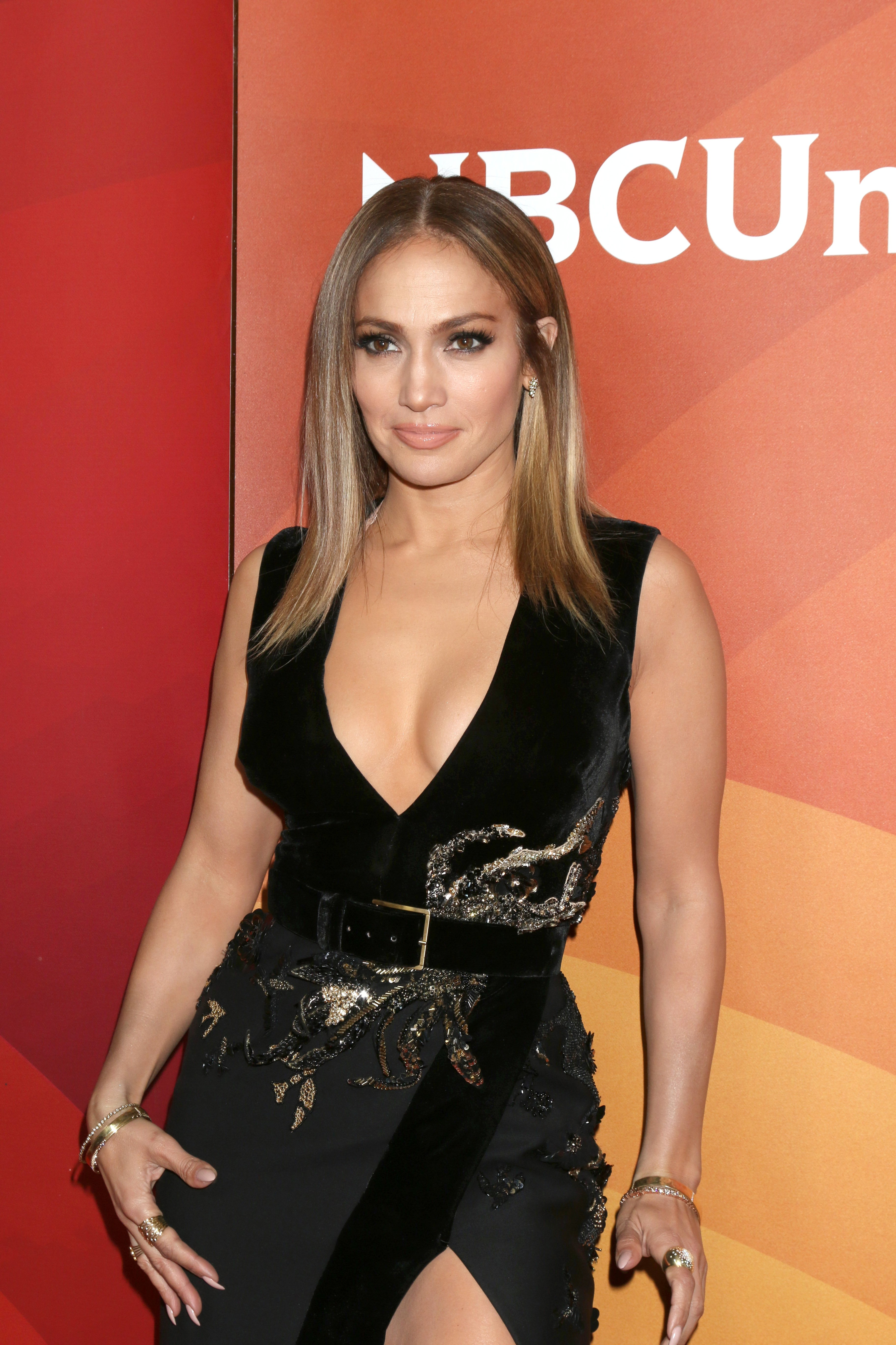 Jennifer Lopez at the NBCUniversal Summer Press Day at Beverly Hilton Hotel on March 20, 2017 in Beverly Hills, CA | Photo: Shutterstock