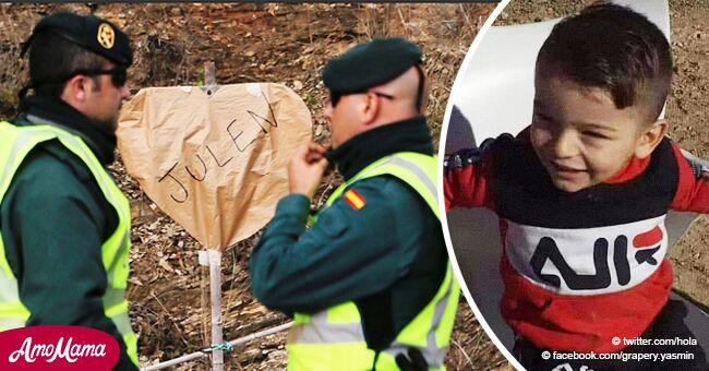 L'enquête sur la chute de Julen peut mener à 4 ans de prison pour toute personne reconnue coupable