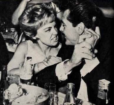 Edie Adams et Ernie Kovacs en 1961. | Source: Wikimedia Commons