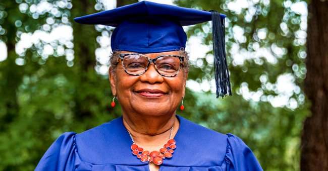 Alabama Woman, 78, Graduates from University with a Bachelor's Degree