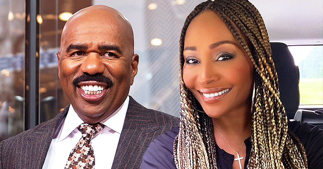 Cynthia Bailey Thanks Steve Harvey for Setting Her up with Mike Hill after Engagement