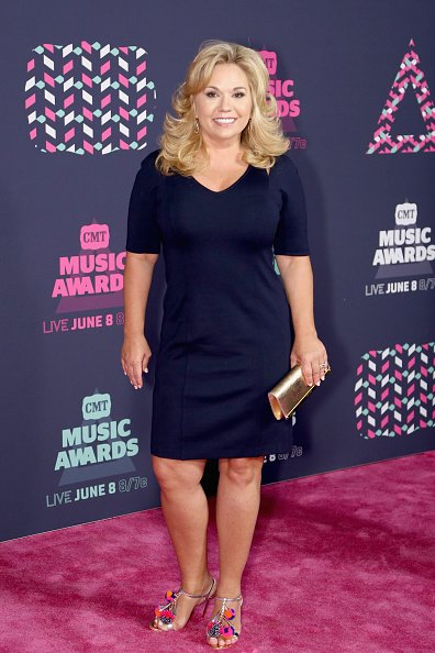Julie Chrisley at the Bridgestone Arena on June 8, 2016 in Nashville, Tennessee. | Photo: Getty Images