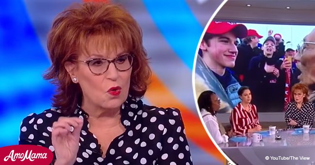 "Joy Behar: Many People Make Snap Judgments Because ""We're Desperate to Get Trump out of Office"""