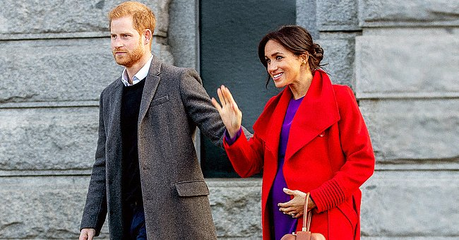 Us Weekly: Pregnant Meghan & Prince Harry Have a Few Top Choices of Names For Their Unborn Daughter