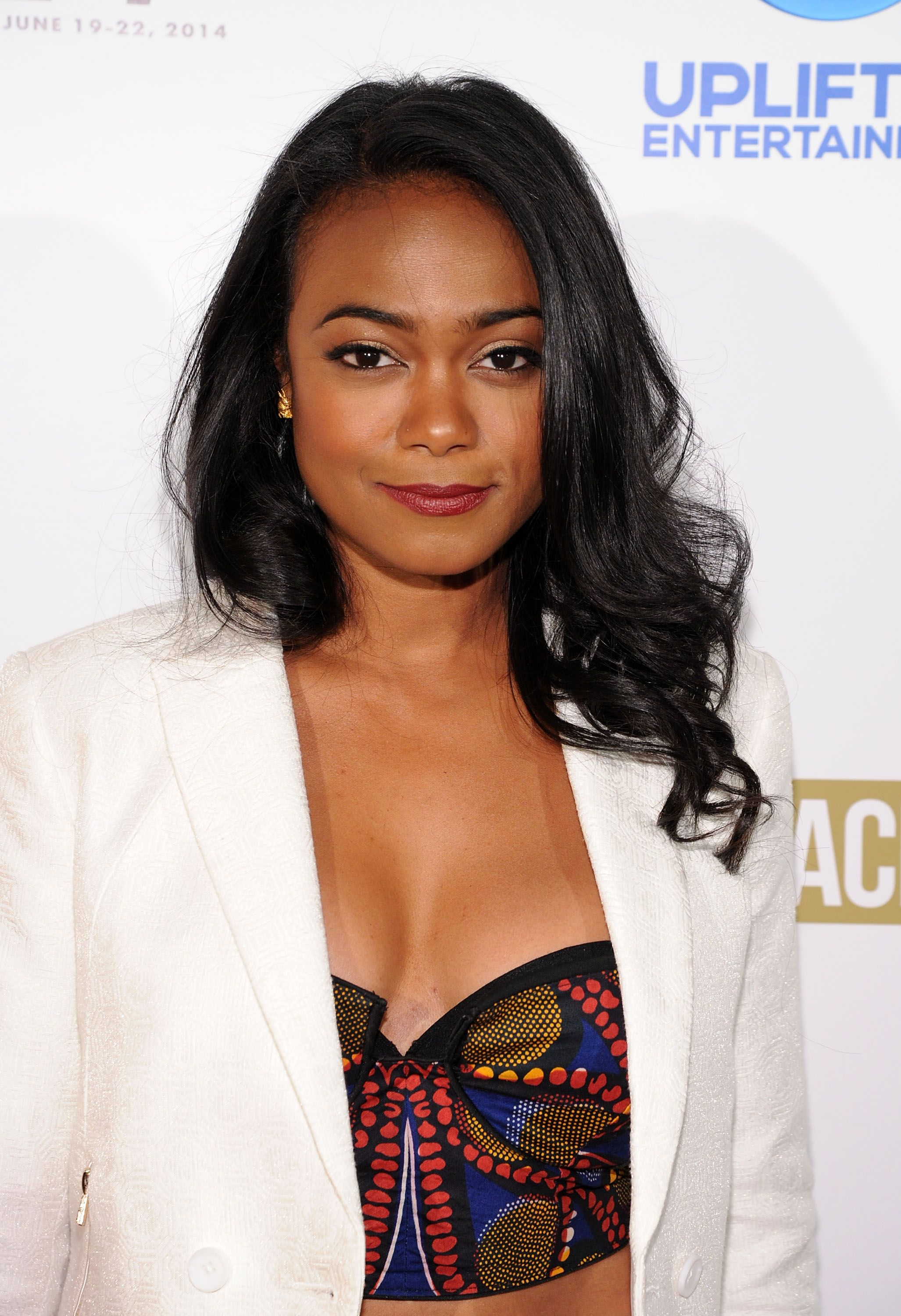 """Tatyana Ali at UP TV Premiere of """"Comeback Dad"""" on June 21, 2014 in New York. 