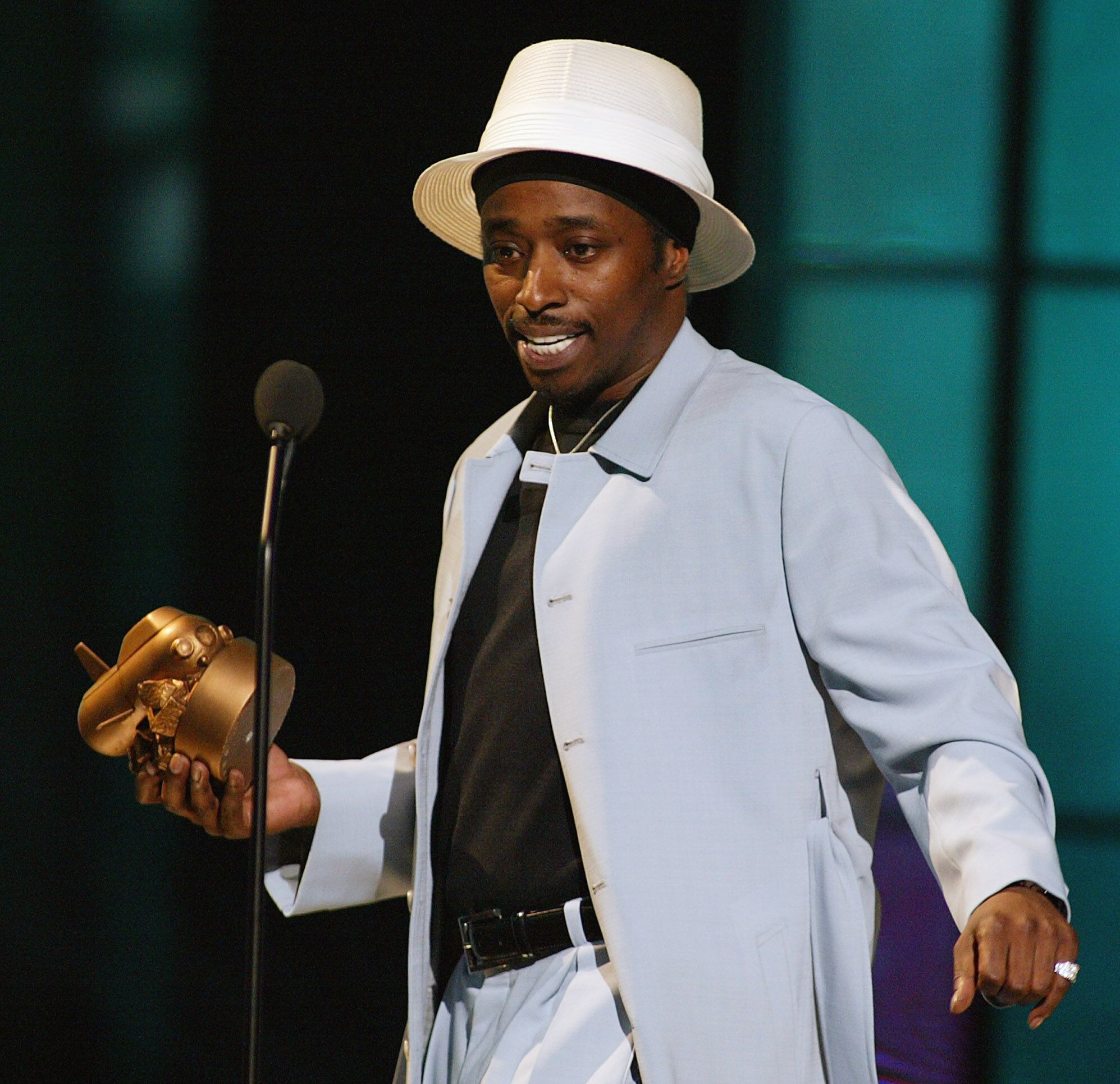 Eddie Griffin at the VH1 Big In 2002 Awards   Getty Images